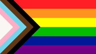 Pride LGBT Rainbow Flag logo